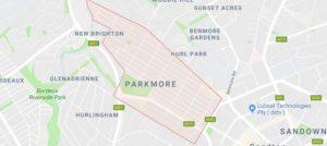 dstv installation parkmore map
